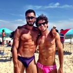 The Normal Heart set on Fire Island, with Frank DeJulio